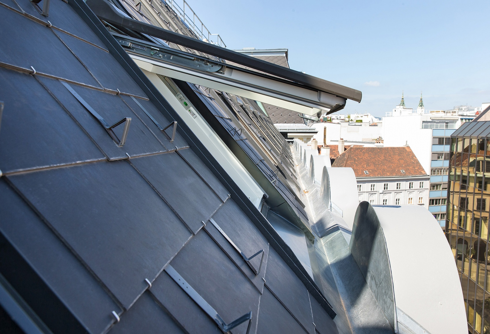 Vienna's bright house of the future
