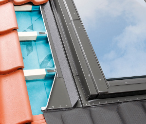 Flashing with Additional Thermal Insulation EHV-AT Thermo, EHN-AT Thermo