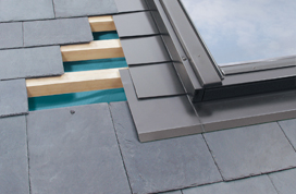 Flashings for tiled roof coverings
