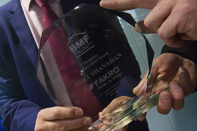 Bmf Honorary Achievement Award For Fakro Md