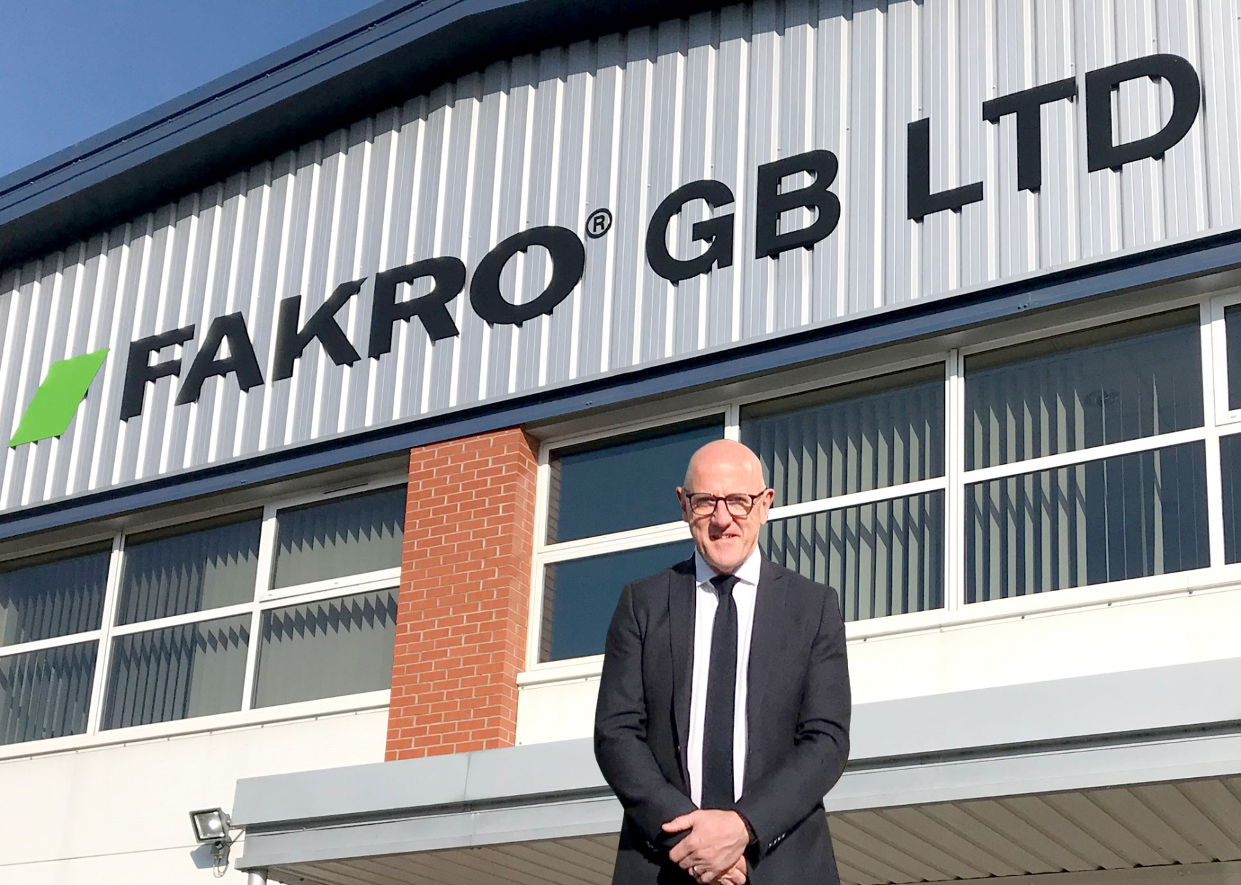 FAKRO GB Provide Expanded Customer Support with New Commercial Manager
