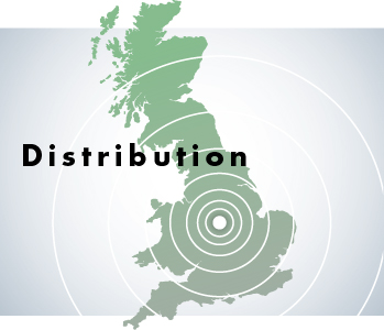 Distribution in Great Britain