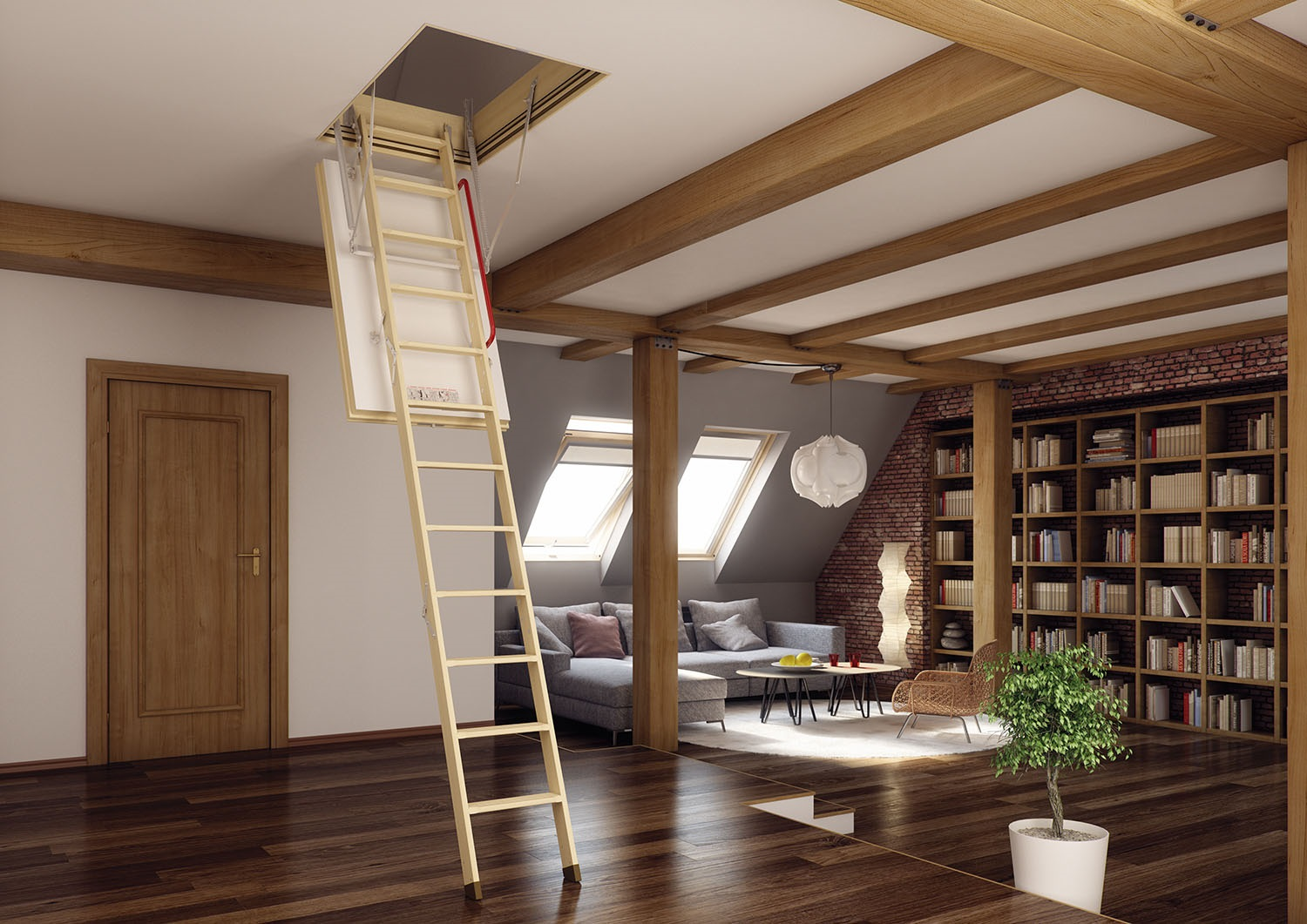Climb Higher With Fakro S Passivhaus Certified Lwt Loft