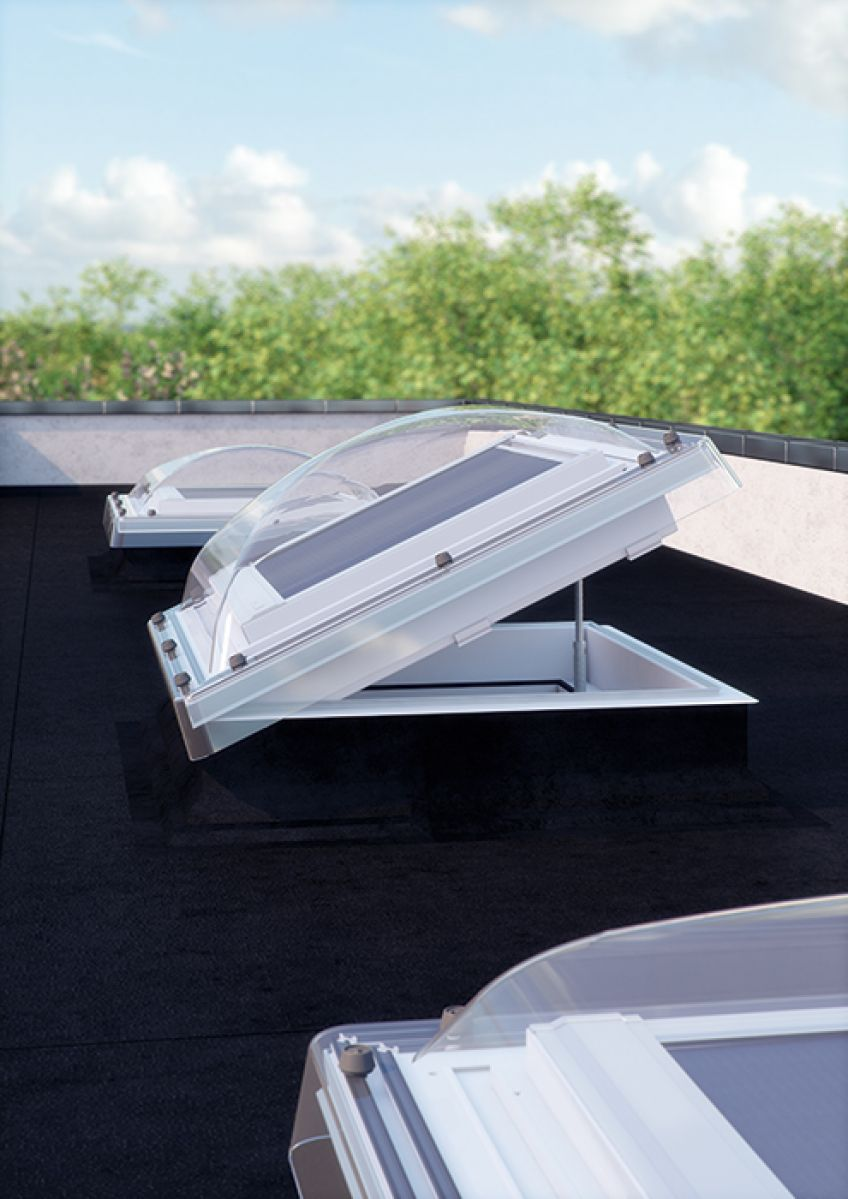 Type C Flat Roof Window Fakro
