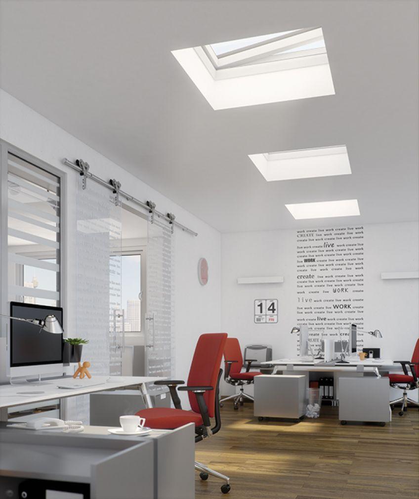 Type F Flat Roof Window Fakro
