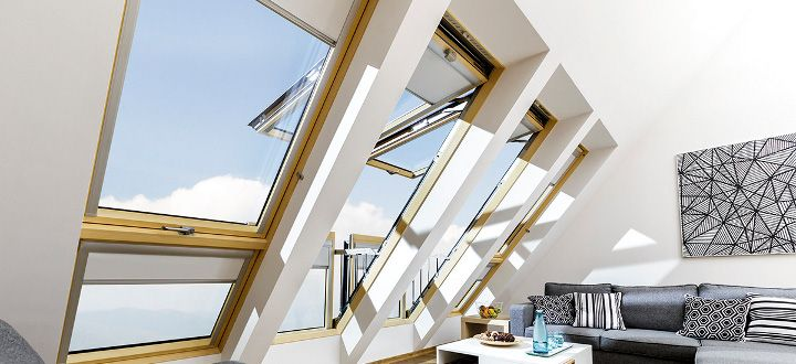 Roof Windows Loft Ladders Balcony Windows Sky Lights